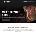 Free Shipping for First Light Farms Orders