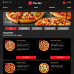 Free Regular Cheese Pizza (Min Spend $8) @ Pizza Hut
