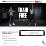 Free Access to All Classes and Gyms in August @ Les Mills