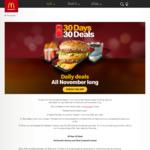 McChicken $3 @ McDonald's via App