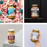 4 Jars of Assorted Peanut Butter (375 gr x1, 275 gr x 3) $22 + Free Delivery @ Fix and fogg