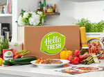 New Customers: Up to $82 Off Your First Box or $161 Off Your First Two Boxes @ Hello Fresh via GrabOne