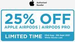 Apple AirPods Pro $328 Shipped at PB Tech