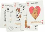 Win Cat Lovers Playing Cards by Ridley Games from Auckland for Kids