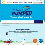 Z Energy 8c off Per Litre + 2x Fly Buys Points on Fuel Labour Day Long Weekend