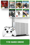 1TB Xbox One S Halo Wars 2 Bundle + 6 Games (Online Only) $539 @ EB Games