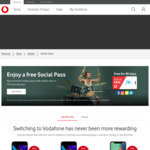 UPDATE: Vodafone Promo Still Ongoing Phone X/iPhone 8 - 30% Discount Based on T&C or $502 Discount