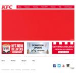 Zinger Burger Combo $7 @ KFC