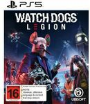 PlayStation 5 Watch Dogs: Legion (Was $109) Now $49 @ Noel Leeming