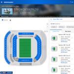 2 for 1 Tickets Blues Vs Force @ Eden Park