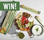 Win 1 of 12 Boxes of Compostable Cling Wrap from Kiwi Gardener