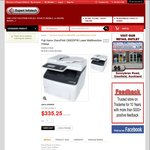 Fuji Xerox DocuPrint CM225FW Colour Laser Printer $135.25 (after $200 Cash Back) @ Expert Infotech