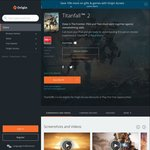 EA Holiday Sale - Titanfall 2 $49.99, Battlefield 1 $59.99, Star Wars Battlefront $16.66 on Origin