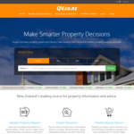 50% off Property Reports - QV.co.nz