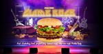 Buy 1 Glamb Rock Burger and Get Another Glamb Rock Burger for Free @ Burger Fuel