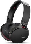 Sony XB950B1 EXTRA BASS Wireless Headphones Half Price $175 @ Sony