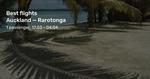 Jetstar: Auckland to Rarotonga from $170 Return (Feb 11 to Apr 7) @ Beat That Flight