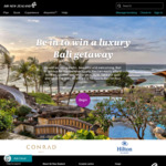 Win a Luxury Bali Getaway from Air New Zealand
