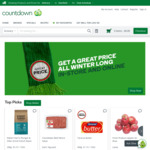 $10 off Your Order @Countdown Supermarket