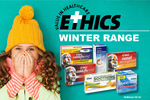 Win 1 of 10 Ethics Winter Support Packs from Kidspot