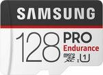Samsung PRO Endurance 128GB 100MB/s (U1) MicroSDXC Memory Card with Adapter - NZ$46.63 Shipped @ Amazon