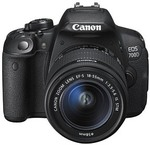 Canon EOS 700D 18MP Digital SLR Camera - $679.16 @ JB Hi-Fi