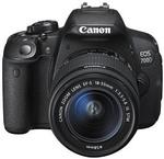 Canon EOS 700D 18MP Digital SLR Camera - $679.16 @ JB Hi-Fi