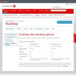 NZ Post YouShop Economy USA Shipping - $9.00 + $3.50 Per 500g (Was $12.50 + $4.75 Per 500g)