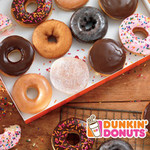 24 Donuts for $23.40 (Value $41.60) @ Dunkin Donuts Via Treat Me