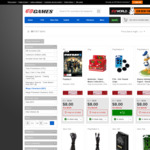 Mega Clearance Sale from $8 Delivered @ EB Games