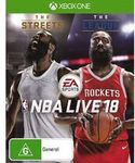 NBA Live 18, $29.00 or  $32 Shipped @ The Warehouse