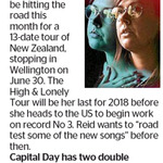 Win 1 of 2 Double Passes to Nadia Reid from The Dominion Post