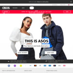 Valentines Day Sale 20% off Everything @ ASOS
