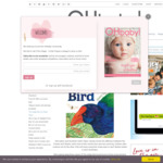 Win 1 of 3 copies of The Indigo Bird from Oh Baby