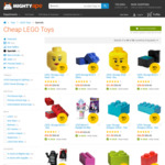 30% off LEGO Storage Bricks & More @ Mighty Ape