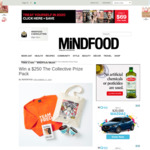 Win a $250 The Collective Prize Pack from Mindfood