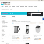 $20 off $100 Spend on All Appliances, Catchers Furniture, All Midea Appliance @ Catchers