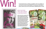 Win a copy of Under The Covers, Daltons Tree & Shrub Planting Packs, $50 APO Voucher, $100 Earthwise Prize Packs from Eastlife