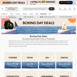 Boxing Day Deals + 5% off Sitewide @ TheMarket