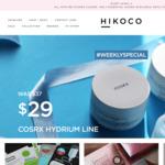 5% off Beauty, Skincare & Makeup Products @Hikoco.co.nz