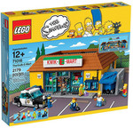 LEGO The Simpsons: The Kwik-E-Mart (71016) - $249.99 (delivery from $3.90) @ Mighty-Ape