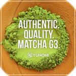 40% off Organic Matcha Tea, Premium Latte Grade 30g - USD $11.99 (~NZD $17.20) + Free Shipping @ Yunomi