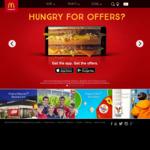 Free Soft Serve Cone @ McDonald's (Via App from 10.30 Wednesday)