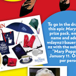 Win a Mary Poppins Prize Pack from Womans Day