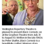 Win a Double Pass to Black Comedy from The Dominion Post (Wellington)