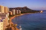 Auckland to Honolulu, Hawaii from $613 return on Hawaiian Airlines @ IWTF