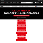 Up to 20% off Full-Priced Gear (e.g. Giro chronicle MIPS $126.61) @ Torpedo7