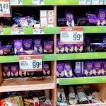 AUCKLAND ONLY: Cadbury Dark Milk Chocolate 150g - 2 for 99c @ Pak N Save Mt Albert