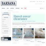 Duvet Covers $69 (Was $325) @ Baksana