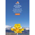 Win $1000 in Travel Vouchers